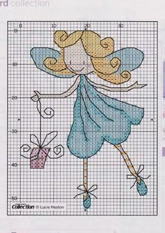 #ClippedOnIssuu from Cross stitch collection 226