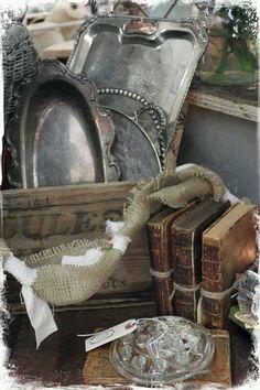 "kcyang688: "" … "" Vintage books - silver & more"