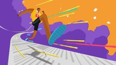 Client: HP, Agency: Simple, Production Company: Believe, Design & Animation: Believe