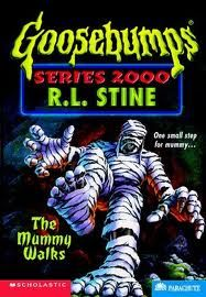 Goosebumps 2000 - The Mummy Walks