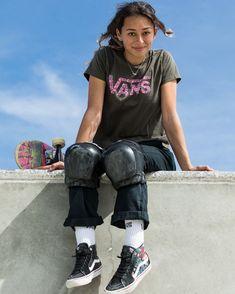 Vans Skate's Lizzie