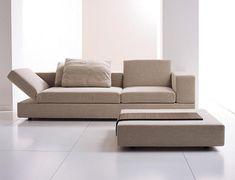 """Sitzen & Entspannen: Sofa """"Kaja"""" von Cor, Design: Kleene-Assmann - [SCHÖNER WOHNEN]"""