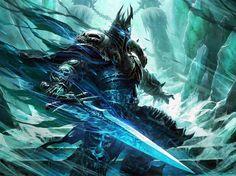 Картинки по запросу world of warcraft король лич