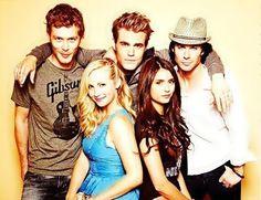 Favorite Show Vampire Diaries!