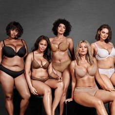 There's a phrase we tend to hear a lot in the fashion industry, particularly in regards to plus-size fashion: Real women have curves. It's a catchy way for a brand to communicate its understanding of shoppers and their bodies.
