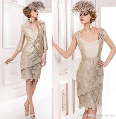 Error Gown With Jacketjacket Dressmothers Dressesbride