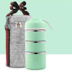 Premium Leak proof Thermal Lunchbox Container Food, Lunch Containers, Thermal Lunch Box, Insulated Lunch Box, Fruit Storage, Food Storage, Storage Ideas, Kitchen Storage, Travel Accessories