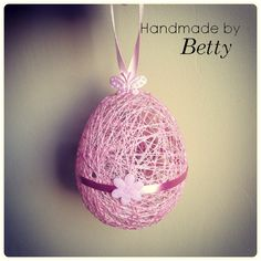 Easter egg #easter #decoration #handmade #eastereggs #easterdecoration