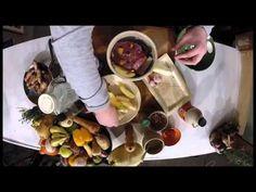 Gigue de chevreuil à la mangue et au safran - YouTube
