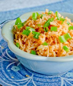 Restaurant style Mexican rice recipe.Very easy to follow instructions to get the good result.