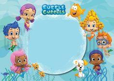 invitaciones bubble guppies niña - Buscar con Google