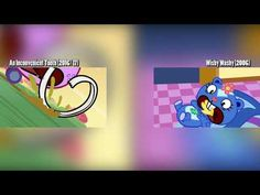 Every Happy Tree Friends episode played at once (Part 1) [Older episodes] - YouTube