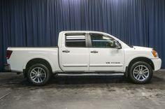 Joydrive : 2012 Nissan Titan Crew Cab SL Pickup 4D 5 1/2 ft - Buy this 100% Online @ Joydrive.com