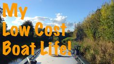 A new documentary episode about living on a narrowboat and doing it cheaply and simply!