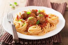 World's Best Meatballs - cooked right in the slow cooker for juicy meatballs with a delicious sauce! Pappardelle Recipe, Pappardelle Pasta, Best Slow Cooker, Slow Cooker Recipes, Beef Recipes, Quick Tomato Sauce Recipe, Ricotta Meatballs, Make Your Own Pasta, Best Meatballs