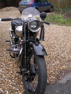 Brough Superior Concours For Sale (1927)