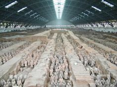 Terracotta Warrior-Xi'an