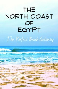 The North Coast of Egypt: Sun, Salt, and Relaxation. Need a break from the office? Egypt's North Coast is the perfect winter getaway. Its serene, empty beaches are a welcome relief from the chaos of Cairo. Read about it on the blog! :) Egypt Travel, Africa Travel, Family Vacation Spots, Family Travel, North Coast Egypt, Places In Egypt, Visit Egypt, Dubai Travel, Cairo