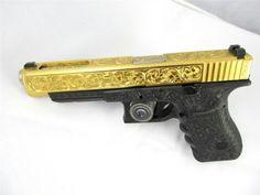 Golden Glock