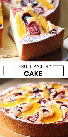 Sweet Desserts, Delicious Desserts, Cake Recipes, Dessert Recipes, Rasa Malaysia, Best Sweets, Juicy Fruit, Pastry Cake, Sweet Cakes