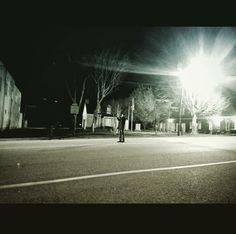 Midnight in Keysville Virginia