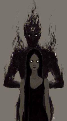 Read Dark Fantasy from the story Fantasy Sub-Genre Guide by Fantasy with reads. Dark fantasy combines elements of horror. Dark Fantasy Art, Fantasy Demon, Fantasy Warrior, Fantasy Girl, Fantasy Artwork, Character Inspiration, Character Art, Arte Obscura, Wow Art
