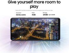Samsung Galaxy A21s SM-A217M/DS
