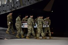 Body of U.S. service member recovered in Niger, raising ambush death toll to four