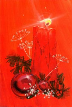 Ralph Hulett's Christmas Card