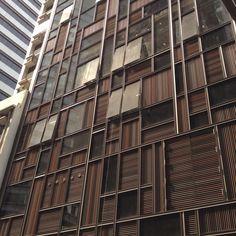 Interesting facade