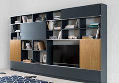 Un meuble TV sur-mesure chez hem