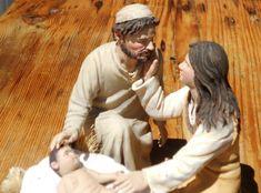 Sto Nino, Cribs, Joseph, Mary, Faith, Couple Photos, Catholic Art, Craft, Roof Tiles