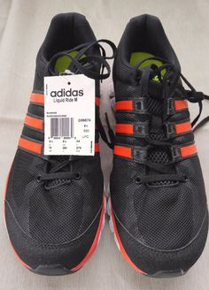 new style 044f4 198ca  Men  Shoes Adidas Liquid Ride Size 10 Men s Running Shoes NWT New  Men