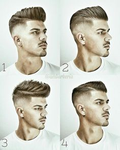 Mens Hair  Beard | WHOISELAM - Wow! Amazing work! Whats your favourite?! Comment below ...repinned für Gewinner!  - jetzt gratis Erfolgsratgeber sichern www.ratsucher.de