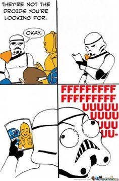 Trooper rage