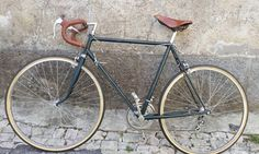 Restored bicycle