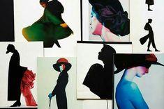 Yohji Yamamoto campaign photos by Nick Knight, from the Yohji Yamamoto book by Rizzoli. Yohji Yamamoto, Different Ways Of Communication, Lisbeth Salander, Japanese Fashion Designers, Anti Fashion, Berber, Love No More, Colorful Fashion, New Books