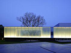 hsuyuan kuo architect / lightbox house, taipei city taiwan