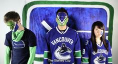 Video: Gotye - Somebody That I Used to Know (Vancouver Canucks Playoffs Parody)
