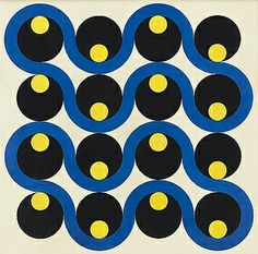 Beat, 1952 by Alexander Liberman on Curiator, the world's biggest collaborative art collection. Graphic Design Illustration, Graphic Art, Illustration Art, Textile Patterns, Print Patterns, Post Painterly Abstraction, Hard Edge Painting, Motif Vintage, Design Graphique