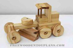 planos de brinquedo de madeira - 6 foto!