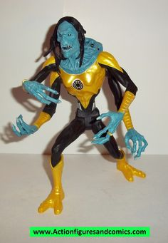 dc direct KRYB sinestro corrps green lantern collectables fig