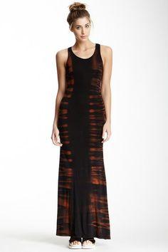 Tie Dye Maxi Dress by American Twist on @HauteLook