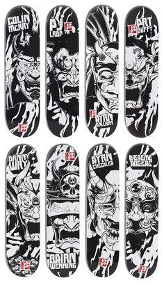 Plan B Skateboards by Joshua M. Smith