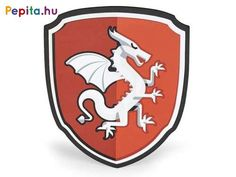 The Papo Foam Dragon Knight Shield is a play shield within the Papo Foam Swords and Shields range. The addition of any of the items in this range will greatly enhance your Medieval role-playing. Ferrari Logo, Porsche Logo, Wooden Toy Castle, Knight Shield, Knight Party, Dragon Knight, Fairy Tales, Medieval, Foam Swords