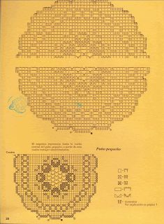 Салфетки-Muestras-y-Motivos-ganchillo-№8 --10-схема-2 Crochet, You Are Special, Patrones, Crochet Hooks, Crocheting, Thread Crochet, Hooks, Quilting, Chrochet