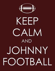 I love Johnny he's awesome.
