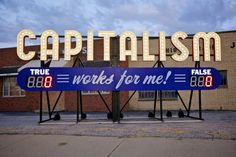 http://goodtypography.tumblr.com/  #stevelambert, #typography, #capitalism