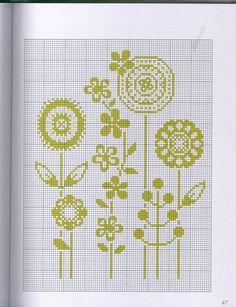 un solo color (pág. 67) | Aprender manualidades es facilisimo.com
