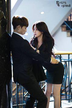 This kdrama was hilarious! Jung So Min, Korean Actresses, Korean Actors, Please Come Back Mister, Yoon Park, Lee Tae Hwan, Oh Yeon Seo, Bi Rain, Kim Bum